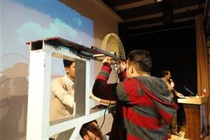 اعلام نتایج مسابقات منطقهای سازههای ماکارونی واحد شیروان