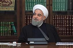 دیدار روسای کمیسیونهای تخصصی مجلس شورای اسلامی با رییس جمهور