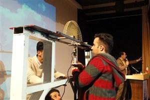 اعلام نتایج مسابقات سازههای ماکارونی دانشگاه آزاد اسلامی شیروان