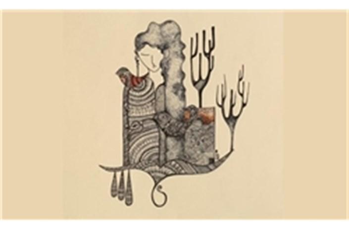 نمایشگاه «تصویرسازی های آذین بقاپور» برگزار می شود