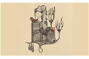 نمایشگاه «تصویرسازیهای آذین بقاپور» برگزار می شود