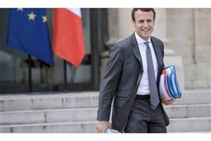 مکرون محبوب فرانسوی ها