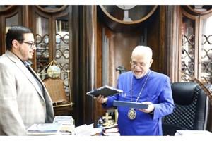 تقدیر اسقف سرکیسیان از نماهنگ مسیحا