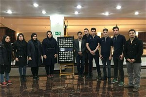 Qazvin IAU Runner-Up in ACI Iran Chapter Annual Convention