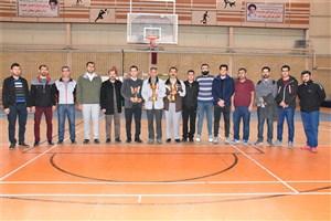 قهرمانی واحد ارومیه در مسابقات بسکتبال دانشجویان دانشگاه های آزاد اسلامی استان آذربایجان غربی به میزبانی واحد بوکان