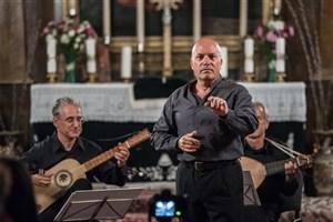 مارکو بیزلی در ایران میخواند