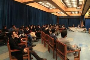 تقدیراز فعالان و برگزیدگان حوزه نشریات دانشگاه تهران