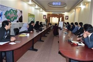 برگزاری انتخابات شورای مرکزی انجمن اسلامی استادان دانشگاه آزاد واحد بندرگز