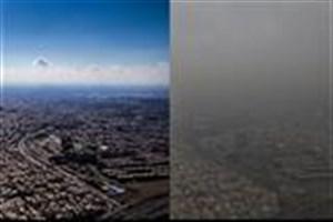 کیفیت هوای پایتخت با شاخص 140 ناسالم برای گروه های حساس است