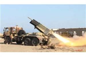 حمله موشکی یمن به یک مرکز نظامی سعودی