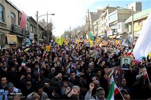 مسیرهای راهپیمایی در محکومیت اغتشاشات در استان قزوین اعلام شد