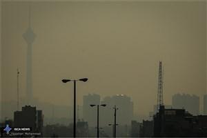 بیماران،کودکان و سالمندان  از خانه بیرون نروند/ هوای تهران در سومین روز متوالی همچنان آلوده است