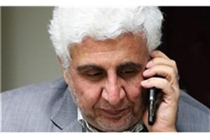 احوالپرسی دکتر فرهاد رهبر از دانشجویان بسیجی دانشگاه آزاد که در حوادث اخیر مورد هجوم اغتشاشگران قرار گرفتند