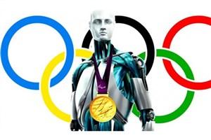 کمک رباتها در بازیهای المپیک توکیو