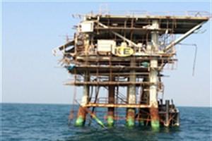 ۱۷ سکوی میدان نفتی درود بازسازی می شود
