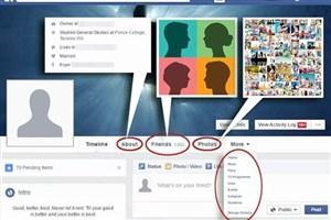 وب سایتی که دسترسی غریبه ها به اطلاعات شخصی فیسبوک را فاش می کند