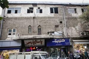 تئاتر نصر  در خیابان لاله زار به مالکیت شهرداری درآمد