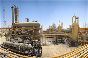 افزایش ظرفیت تولید گاز در شرکت بهرهبرداری نفت و گاز زاگرس جنوبی