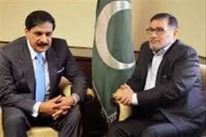 مشاور امنیت ملی نخستوزیر پاکستان امروز با شمخانی دیدار میکند