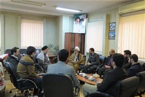 دانشگاه آزاد اسلامی گرگان، میزبان شهید گمنام