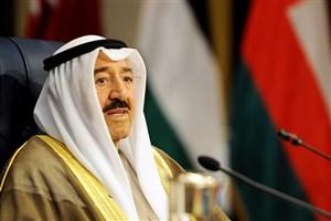 دیدار وزیر کشور عربستان با امیر کویت
