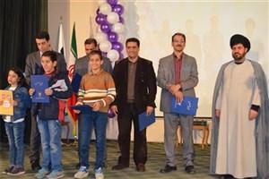 نهمین جشنواره نماز و نیایش در واحد خمینی شهر