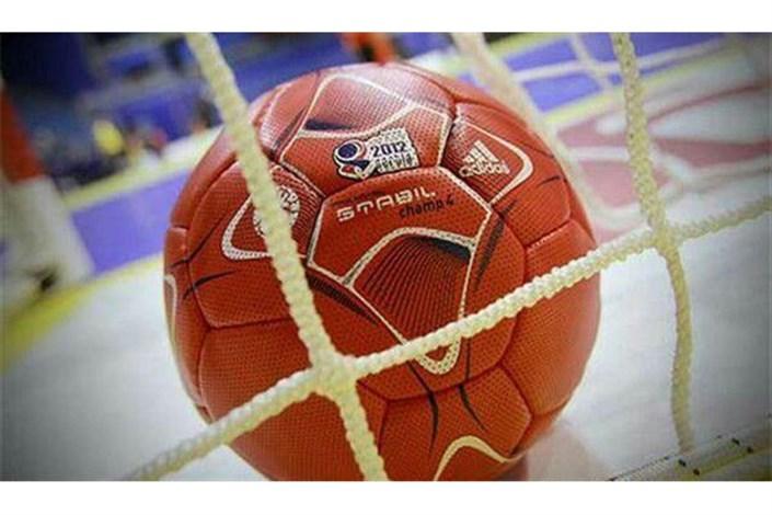 هندبال قهرمانی آسیا| برتری ایران مقابل ازبکستان در نخستین گام