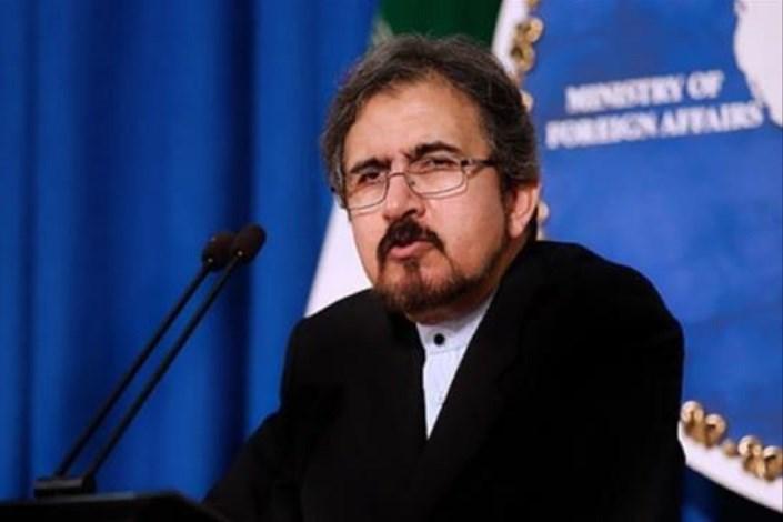 قاسمی: وزرای امور خارجه اسپانیا و هلند امشب به ایران می آیند