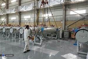 بزرگترین پست فوق توزیع برق GIS خاورمیانه در پارس جنوبی،به بهره برداری می رسد
