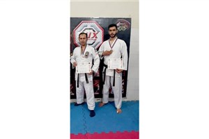 Mianeh IAU Students Shine at Int'l Tournament in Baku