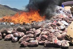 انهدام ۲۴ تن موادغذایی در جنوب غرب خوزستان