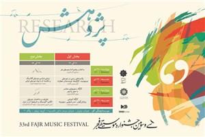 موسسه فرهنگی اکو به کمک جشنواره موسیقی فجر آمد