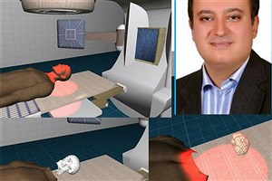 Khomeyni Shahr IAU Researchers Create Motion Simulator Device for Radiation Therapy Training Program