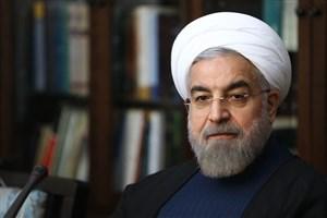 روحانی درگذشت شهادت گونه خدمه نفتکش کشورمان را تسلیت گفت
