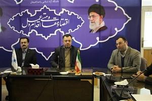 سرپرست دانشگاه آزاد اسلامی لاهیجان معرفی شد