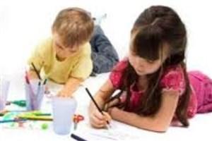 تاثیر تکنولوژی در نقاشی های کودکان