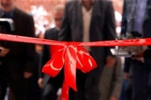 بهره برداری از بیمارستان قلب و افتتاح کارخانه کاشی و سرامیک در آباده