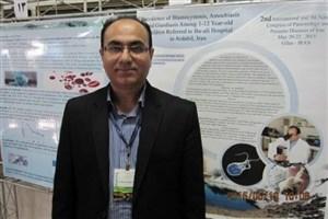 انتخاب عضو هیات علمی دانشگاه آزادواحد اردبیل به عنوان عضو کمیته علمی کنفرانس بین المللی کانادا