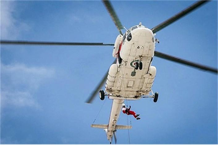 تکاوران نیروی دریایی برای عملیات هلی بُرن به چین اعزام میشوند