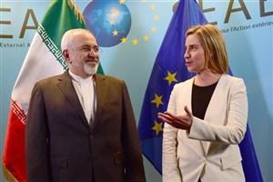 وزیر امور خارجه ایران وارد بروکسل شد