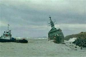 """ارتش: میزان خسارت و آسیب وارد شده به ناوشکن دماوند """"جدی"""" است"""