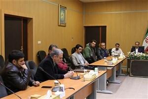 نشست هماندیشی «همایش ملی ایمنی در آسانسور و پله برقی» در دانشگاه آزادکاشان برگزار شد