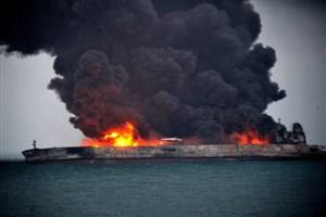 پیگیری مجدانه ارتش  ایران از ارتش های چین و ژاپن برای همکاری در عملیات امداد و نجات ملوانان نفتکش سانحه دیده ایرانی