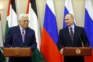 برنامه ریزی محمود عباس جهت دیدار با پوتین