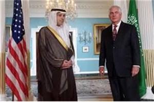 دیدار وزرای خارجه آمریکا و سعودی در واشنگتن