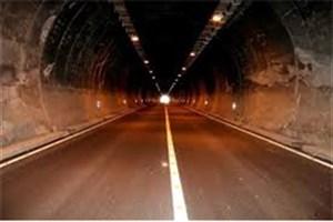 انسداد تونل امامزاده هاشم
