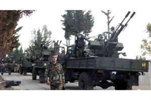 ارتش سوریه تروریست ها را ناکام گذاشت