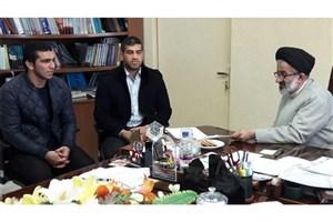 دانشجوی دانشگاه آزاد اسلامی قائمشهر پهلوان ایران شد