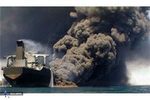 احتمال غرق شدن نفتکش «سانچی» قوت گرفت