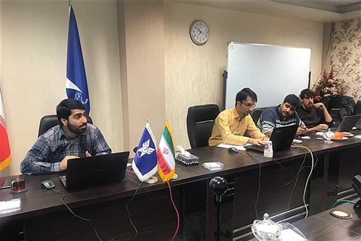 برگزاری آنلاین کارگاه آموزشی ویژه مدیران مالی و ذیحسابان دانشگاه آزاد اسلامی